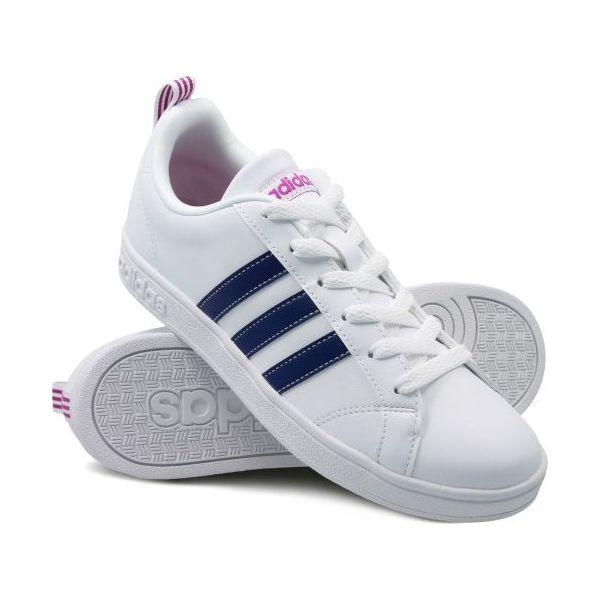 91eca6de4738b Adidas Buty damskie Advantage VS BB9620 białe r. 41 1/3 - Obuwie ...