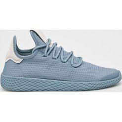 Adidas Originals - Buty PW Tennis Hu. Szare obuwie sportowe damskie adidas Originals. Za 399.90 zł.