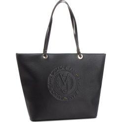 Torebka VERSACE JEANS - E1VSBBX1 70828 899. Czarne torebki do ręki damskie Versace Jeans, z jeansu. Za 529.00 zł.