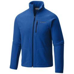 Columbia Bluza Męska Fast Trek Ii Full Zip Fleece Azul Collegiat S. Niebieskie bluzy męskie Columbia. Za 195.00 zł.