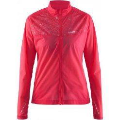 Craft Kurtka Focus 2.0 Race Pink Xs. Różowe kurtki sportowe damskie Craft, z materiału. W wyprzedaży za 299.00 zł.