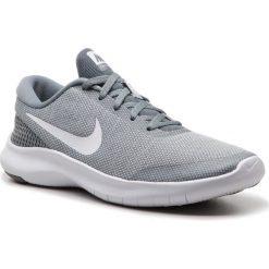 Buty NIKE - Flex Experience Rn 7 908996 010 Wolf Grey/White/Cool Grey. Szare buty sportowe męskie Nike, z materiału. W wyprzedaży za 219.00 zł.