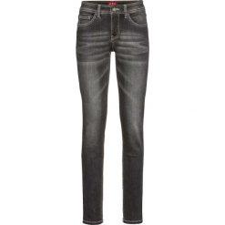 """Dżinsy """"multi-stretch"""" SKINNY bonprix szary. Szare jeansy damskie bonprix. Za 109.99 zł."""