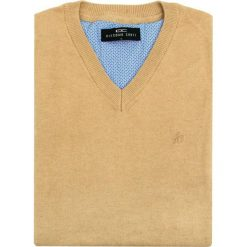 Sweter FABRIZIO SWE000037. Swetry przez głowę męskie marki Giacomo Conti. Za 229.00 zł.