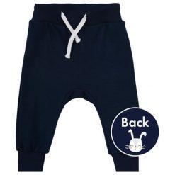 Garnamama Spodnie Dresowe Chłopięce Rabbit 92 Niebieski. Spodnie sportowe dla chłopców marki Reserved. Za 29.00 zł.