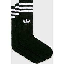 Adidas Originals - Skarpetki (3-pack). Czarne skarpety damskie adidas Originals, z bawełny. Za 59.90 zł.