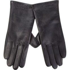 Rękawiczki Damskie WITTCHEN - 44-6L-201-1 Czarny. Czarne rękawiczki damskie Wittchen, ze skóry. Za 239.00 zł.