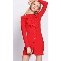 Czerwona Sukienka Stagy. Czerwone sukienki damskie Born2be. Za 79.99 zł.