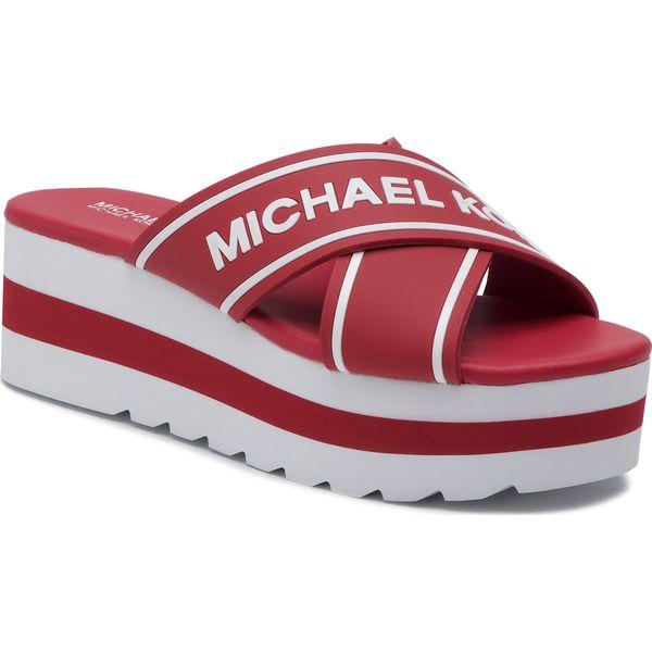 68db345ba3829 Klapki MICHAEL MICHAEL KORS - Demi Sport Sandal 40S9DEFA2Q Bright ...