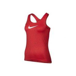 Nike Koszulka Sportowa W Np Cl Tank Miniswarm 803167 696 S. Różowe koszulki sportowe damskie Nike. W wyprzedaży za 89.00 zł.