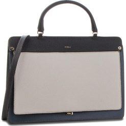 Torebka FURLA - Like 981814 B BLC6 AHC Ardesia e/Perla/Onyx. Niebieskie torebki do ręki damskie Furla, ze skóry. Za 1,815.00 zł.
