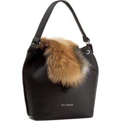 Torebka EVA MINGE - Isabel 2A 17NN1372256EF  101. Czarne torebki do ręki damskie Eva Minge, ze skóry. W wyprzedaży za 399.00 zł.