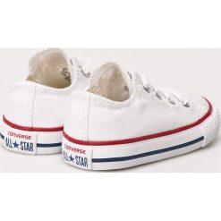 Converse - Tenisówki dziecięce. Buty sportowe dziewczęce marki bonprix. Za 169.90 zł.
