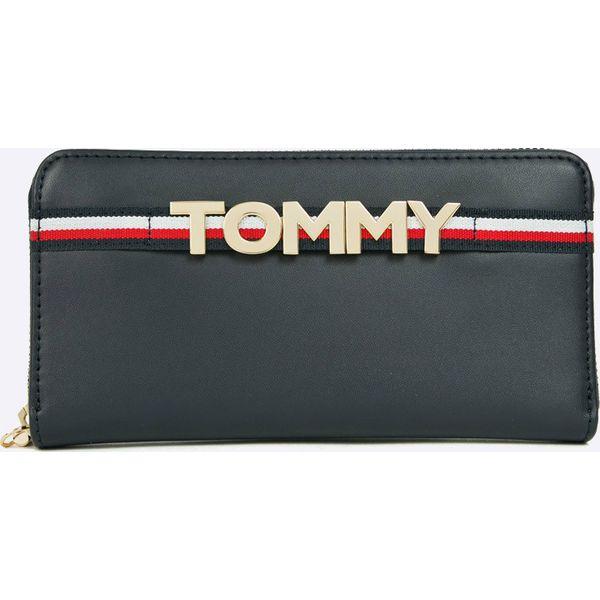 5c47b1660dcc0 Tommy Hilfiger - Portfel skórzany - Portfele damskie marki Tommy ...