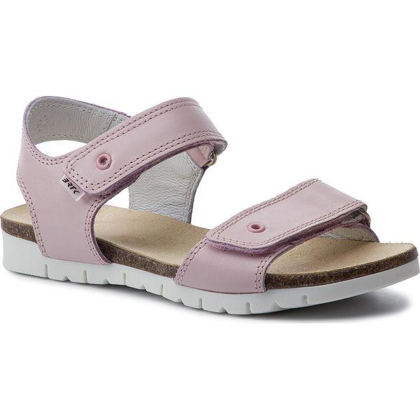 2589a6c1f5d71 Sandały BARTEK - 59183-PE4 Różowy - Sandały dziewczęce marki Bartek ...