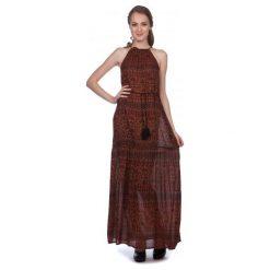 Brave Soul Sukienka Damska Maria S Wielokolorowy. Brązowe sukienki damskie Brave Soul. W wyprzedaży za 119.00 zł.
