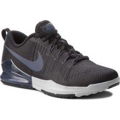Buty NIKE - Zoom Train Action 852438 014 Black/Thunder Blue/Wolf Grey. Czarne buty sportowe męskie Nike, z materiału. W wyprzedaży za 279.00 zł.