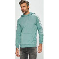 Adidas Originals - Bluza. Szare bluzy męskie adidas Originals, z bawełny. Za 329.90 zł.