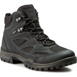 Trapery ECCO - Xpedition III GORE-TEX 81116353859 Black/Black. Śniegowce i trapery damskie marki Nike. W wyprzedaży za 449.00 zł.