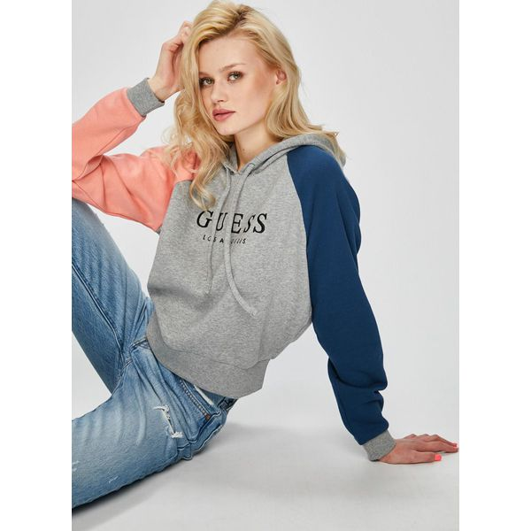 ff380f69df783 Guess Jeans - Bluza - Bluzy damskie marki Guess Jeans