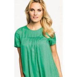 e26e48d3a8e97f Zielona odzież damska ze sklepu Eye for Fashion, bez kołnierzyka ...