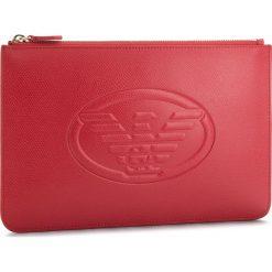 Torebka EMPORIO ARMANI - Y3H093 YH18A 80003 Red 80003. Czerwone torebki do ręki damskie Emporio Armani, ze skóry ekologicznej. Za 439.00 zł.