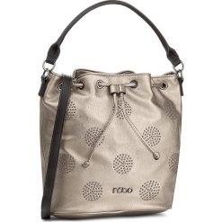 Torebka NOBO - NBAG-D2830-C023 Złoty. Żółte torebki do ręki damskie Nobo, ze skóry ekologicznej. W wyprzedaży za 139.00 zł.