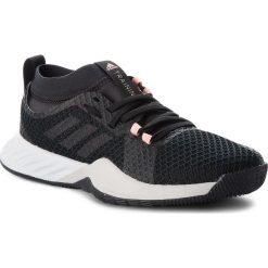 Buty adidas - CrazyTrain Pro 3.0 W DA8957 Cblack/Cblack/Carbon. Czarne obuwie sportowe damskie Adidas, z materiału. W wyprzedaży za 279.00 zł.