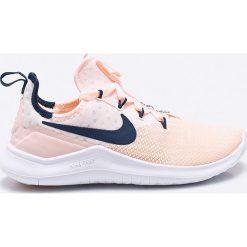 Nike - Buty Free TR 8. Szare obuwie sportowe damskie Nike, z materiału. W wyprzedaży za 429.90 zł.