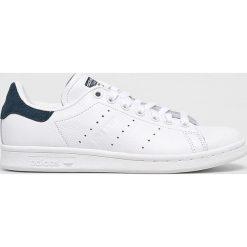 Adidas Originals - Buty Stan Smith W. Szare obuwie sportowe damskie adidas Originals, z gumy. W wyprzedaży za 329.90 zł.