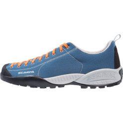 Scarpa MOJITO FRESH Obuwie hikingowe ocean/orange pop. Buty sportowe męskie Scarpa, z gumy, outdoorowe. Za 509.00 zł.