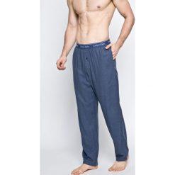 Calvin Klein Underwear - Spodnie piżamowe. Szare piżamy męskie Calvin Klein Underwear, z bawełny. W wyprzedaży za 159.90 zł.