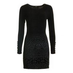 Desigual Sukienka Damska Granada S Czarny. Czarne sukienki damskie Desigual. W wyprzedaży za 299.00 zł.