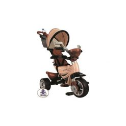 Rowerek INJUSA Trike Body Chocolate. Czarne body niemowlęce Injusa, z nadrukiem. Za 580.44 zł.