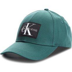 Czapka z daszkiem CALVIN KLEIN JEANS - J Monogram Cap M K40K400752 313. Zielone czapki i kapelusze damskie Calvin Klein Jeans. Za 159.00 zł.