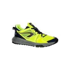 Buty RUN CONFORT GRIP. Fioletowe buty sportowe męskie KALENJI. W wyprzedaży za 149.99 zł.