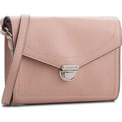 Torebka COCCINELLE - CV3 Mini Bag E5 CV3 55 H1 07 Pivoine P08. Czerwone listonoszki damskie Coccinelle, ze skóry. W wyprzedaży za 659.00 zł.