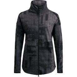 Adidas Performance PULSE COVUP Bluza rozpinana black. Bluzy damskie adidas Performance, z bawełny. W wyprzedaży za 399.20 zł.