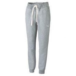Puma Spodnie Dresowe Fun Graphic Sweat Pants Athletic Gray Heather S. Spodnie dresowe damskie marki Nike. W wyprzedaży za 159.00 zł.