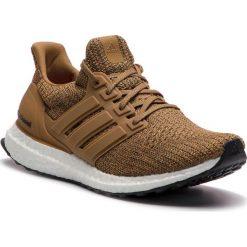 Buty adidas - UltraBoost CM8118 Rawdes/Rawdes/Basgrn. Brązowe buty sportowe męskie Adidas, z materiału. Za 749.00 zł.
