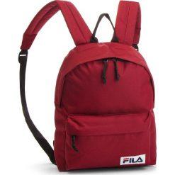 Plecak FILA - Mini Backpack Malmö 685043 Rhubarb J93. Czerwone plecaki damskie Fila, z materiału, sportowe. Za 109.00 zł.