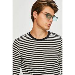 Premium by Jack&Jones - Longsleeve. Szare bluzki z długim rękawem męskie Premium by Jack&Jones, polo. W wyprzedaży za 99.90 zł.