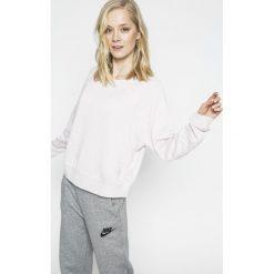 Nike Sportswear - Bluza. Szare bluzy damskie Nike Sportswear, z bawełny. W wyprzedaży za 169.90 zł.