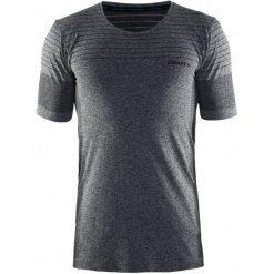 Craft Koszulka Męska Cool Comfort Ss Czarna Xl. Czarne koszulki sportowe męskie Craft, na jesień, z krótkim rękawem. W wyprzedaży za 129.00 zł.