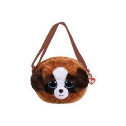 Gear torba na ramię Duke. Brązowe torby i plecaki dziecięce TY. Za 35.99 zł.