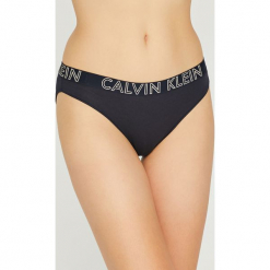 Calvin Klein Underwear - Figi. Różowe figi damskie Calvin Klein Underwear, z bawełny. Za 69.90 zł.
