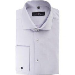 Koszula CARLO slim  14-06-30. Szare koszule męskie Giacomo Conti, z bawełny. Za 229.00 zł.