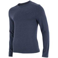 4F Koszulka Z Długim Rękawem H4Z17 tsml001 Denim Melanż S. Szare koszulki sportowe męskie 4f, z bawełny, z długim rękawem. W wyprzedaży za 42.00 zł.