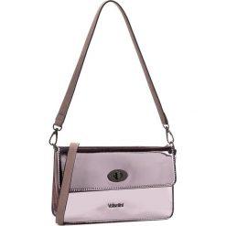 Torebka VALENTINI - 001-0SS17-2946-09 Pink. Czerwone torebki do ręki damskie Valentini, ze skóry ekologicznej. W wyprzedaży za 229.00 zł.