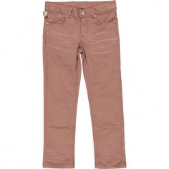 """Dżinsy """"All Lined Up"""" w kolorze jasnobrązowym. Brązowe jeansy dla chłopców marki 4FunkyFlavours Kids. W wyprzedaży za 122.95 zł."""